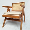 <b></b> Etnik arm chair