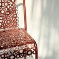 <b></b> Ring iron chair